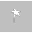 Palm computer symbol vector image