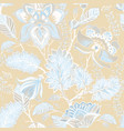spring floral seamless pattern provence style vector image vector image