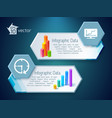 infographic horizontal banners vector image