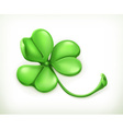 Clover icon vector image vector image