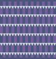 seamless pattern with pencils in lilac vector image
