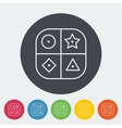 Sorter educational toy vector image vector image