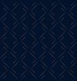 geometric pattern gold on dark blue background