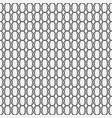 seamless openwork mesh abstract monochrome vector image vector image