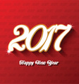 decorative type background for new year 3110 vector image vector image