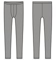 Leggings vector image