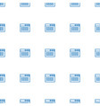 browser window icon pattern seamless white vector image vector image