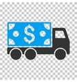 Cash Delivery Icon vector image vector image