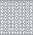 geometric seamless pattern abstract geometric vector image vector image
