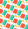 Successful Seamless Pattern vector image vector image