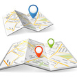 Maps with points vector | Price: 1 Credit (USD $1)
