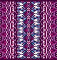 geometrc stripes doodle tangle pattern for tiles vector image vector image