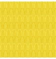yellow corn seamless pattern vector image vector image