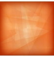 Abstract Orange Line Pattern vector image