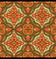 Colorful vintage background vector image