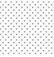 hand drawn stars seamless pattern vector image vector image