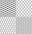 Set wires seamless backgrounds