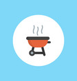 barbecue icon sign symbol vector image