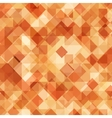 simple abstract background of color squares vector image