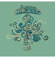 fantasy medusa vector image vector image