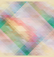 abstract seamless multicolored pattern from vector image vector image