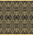 abstract art deco seamless pattern 09 vector image