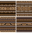 African motifs vector | Price: 1 Credit (USD $1)