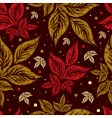 autumn grunge backgound vector image vector image
