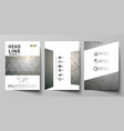 Business templates for brochure magazine flyer