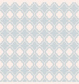 gray geometric quatrefoil trellis pattern vector image vector image