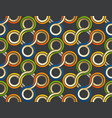 pattern stylish abstract pattern lines swirl vector image vector image