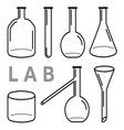 Laboratorija resize vector image