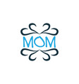 mam colorful icon symbol premium quality isolated vector image vector image