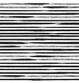 black and white striped seamless pattern vector image vector image