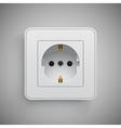 Socket Electrical outlet vector image