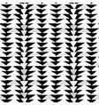 Navajo aztec textile inspiration pattern Native vector image vector image