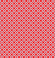 seamless life preserver pattern vector image vector image