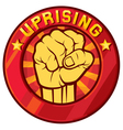 Uprising symbol vector | Price: 1 Credit (USD $1)