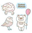 cartoon animals 6541513 12 vector image