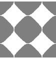 design seamless monochrome diamond background vector image