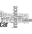 how to get affordable car insurance in south vector image vector image