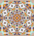 mandala background ethnicity oriental ornament vector image vector image