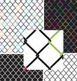 Rabitz grid vector image