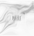 stylish marble texture background design vector image vector image