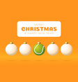 tennis merry christmas and happy new year sport vector image vector image