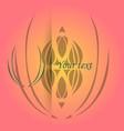vintage pattern on background for retro design vector image vector image