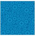 gears machine pattern background vector image