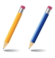 Pencil set Eps 10 vector image vector image