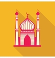 Mosque vector image