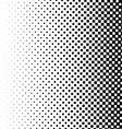 Grunge halftone dots texture background Dotted vector image vector image